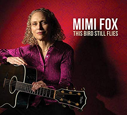 MIMI FOX - This Bird Still Flies cover