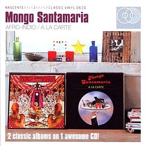 MONGO SANTAMARIA - Afro-Indio / A la carte cover