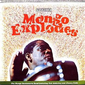 MONGO SANTAMARIA - Explodes cover
