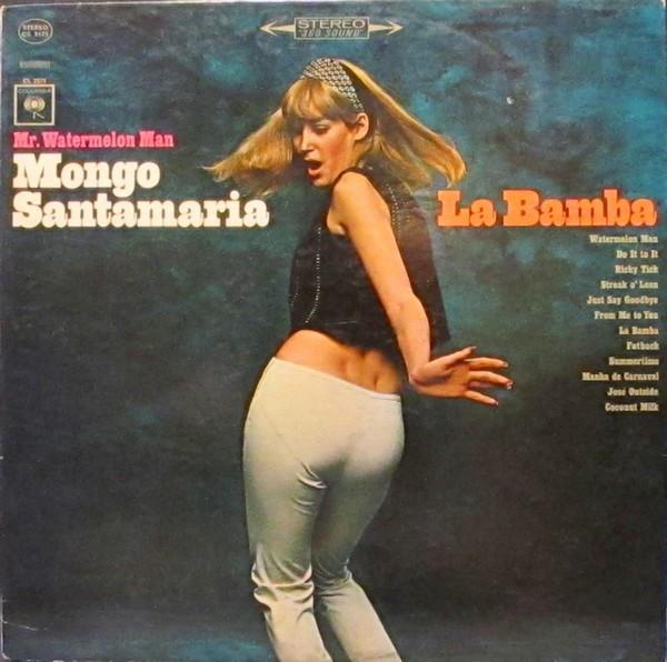MONGO SANTAMARIA - La Bamba cover