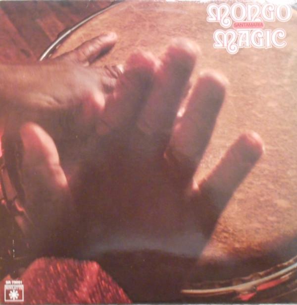 MONGO SANTAMARIA - Mongo Magic cover