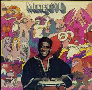 MONGO SANTAMARIA - Mongo '70 cover