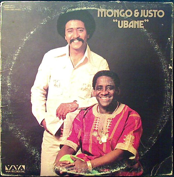 MONGO SANTAMARIA - Mongo & Justo : Ubane cover