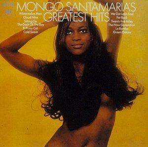 MONGO SANTAMARIA - Mongo Santamaría's Greatest Hits cover