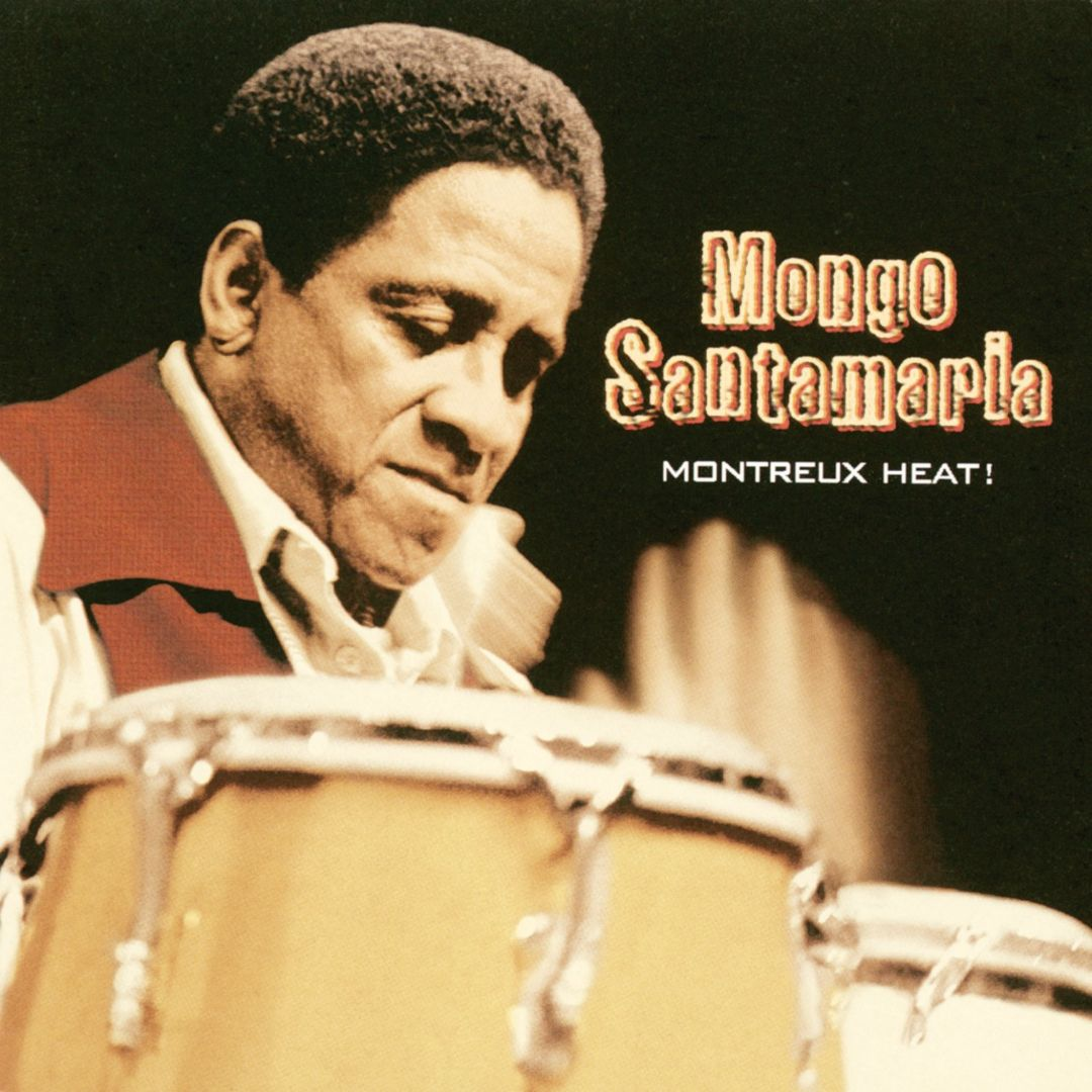 MONGO SANTAMARIA - Montreux Heat cover
