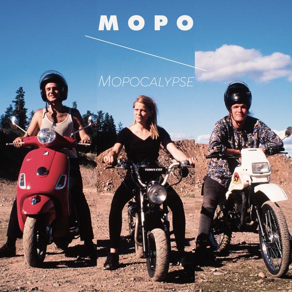 MOPO - Mopocalypse cover