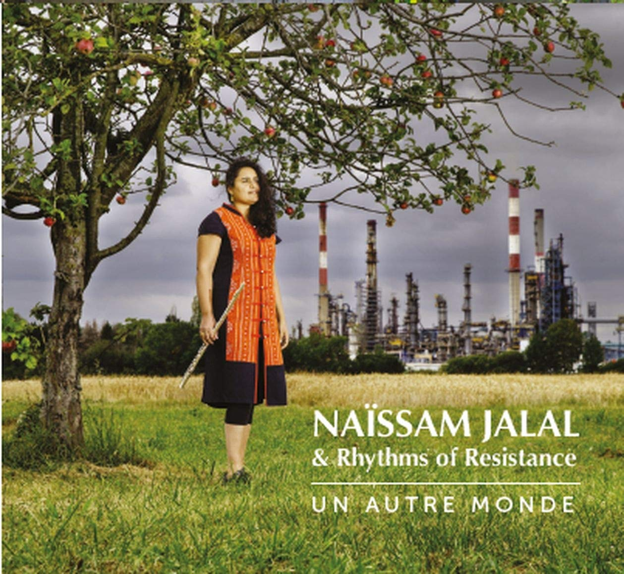 NAÏSSAM JALAL - Un Autre Monde cover