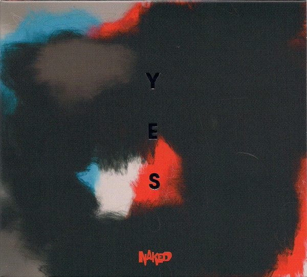 NAKED - Yes cover
