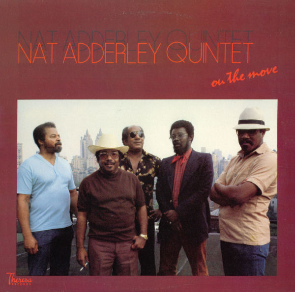 NAT ADDERLEY - On The Move cover