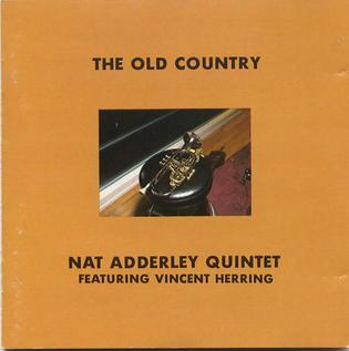 NAT ADDERLEY - The Old Country cover