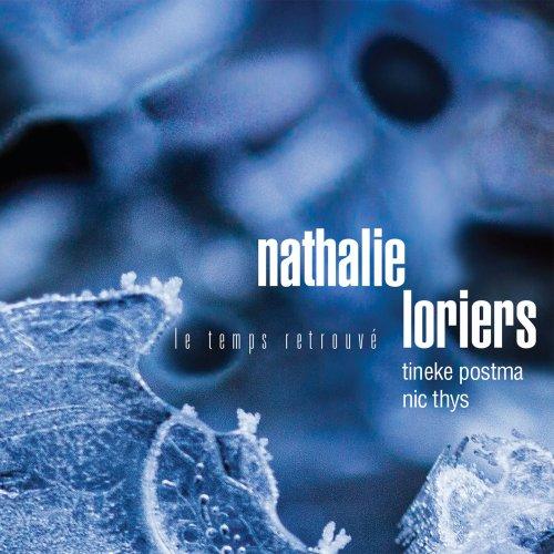 NATHALIE LORIERS - Le Temps Retrouvé cover