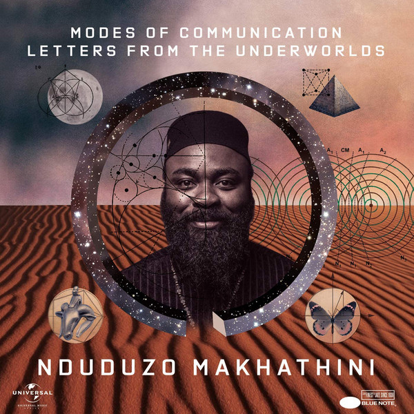 NDUDUZO MAKHATHINI - Modes Of Communication : Letters From The Underworlds cover