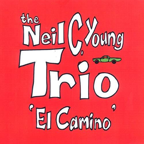 NEIL C. YOUNG - El Camino cover