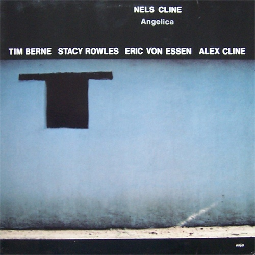 NELS CLINE - Angelica cover