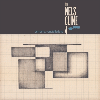 NELS CLINE - Currents, Constellations cover