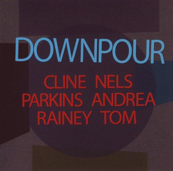 NELS CLINE - Nels Cline, Andrea Parkins, Tom Rainey : Downpour cover