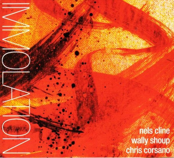 NELS CLINE - Nels Cline, Wally Shoup, Chris Corsano : Immolation / Immersion cover