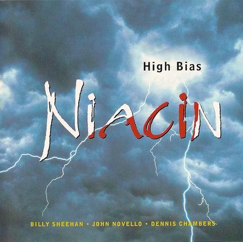 NIACIN - High Bias cover