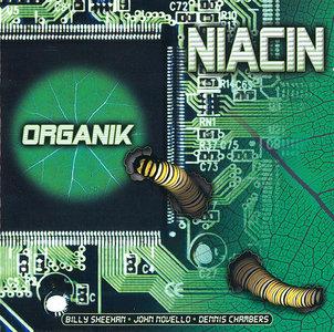 NIACIN - Organik cover