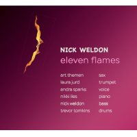 NICK WELDON - Eleven Flames cover