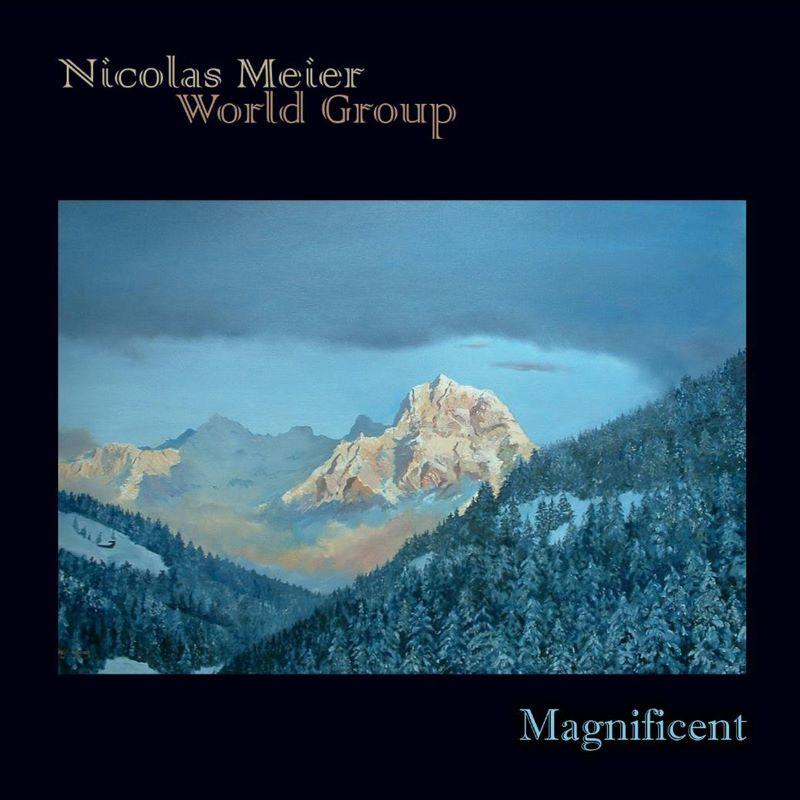 NICOLAS MEIER - Nicolas Meier World Group : Magnificent - Live - Stories cover