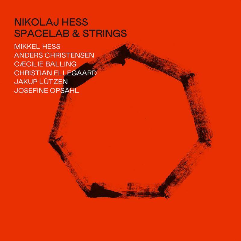 NIKOLAJ HESS - Spacelab & Strings cover