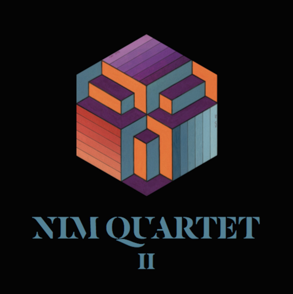 NIM QUARTET - Nim Quartet II cover