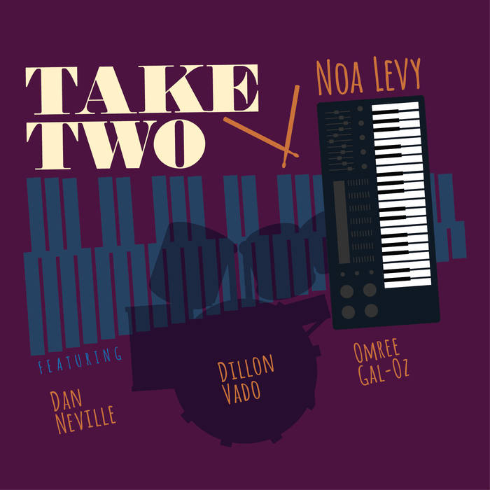 NOA LEVY - Take Two cover