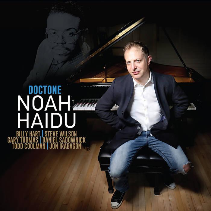 NOAH HAIDU - Doctone cover