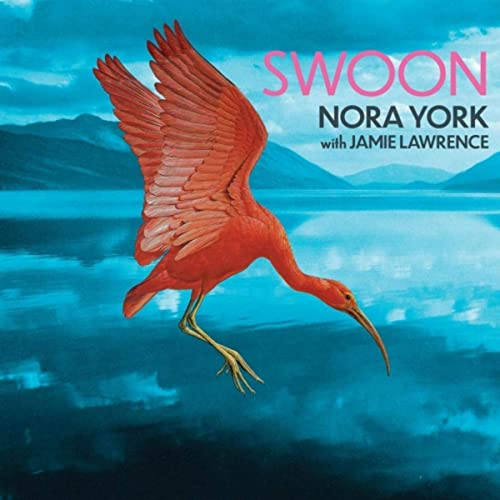 NORA YORK - Nora York & Jamie Lawrence : Swoon cover