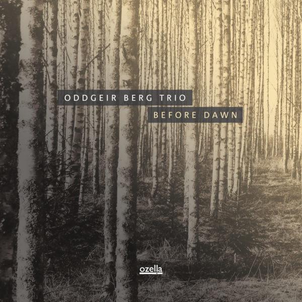 ODDGEIR BERG TRIO - Before Dawn cover