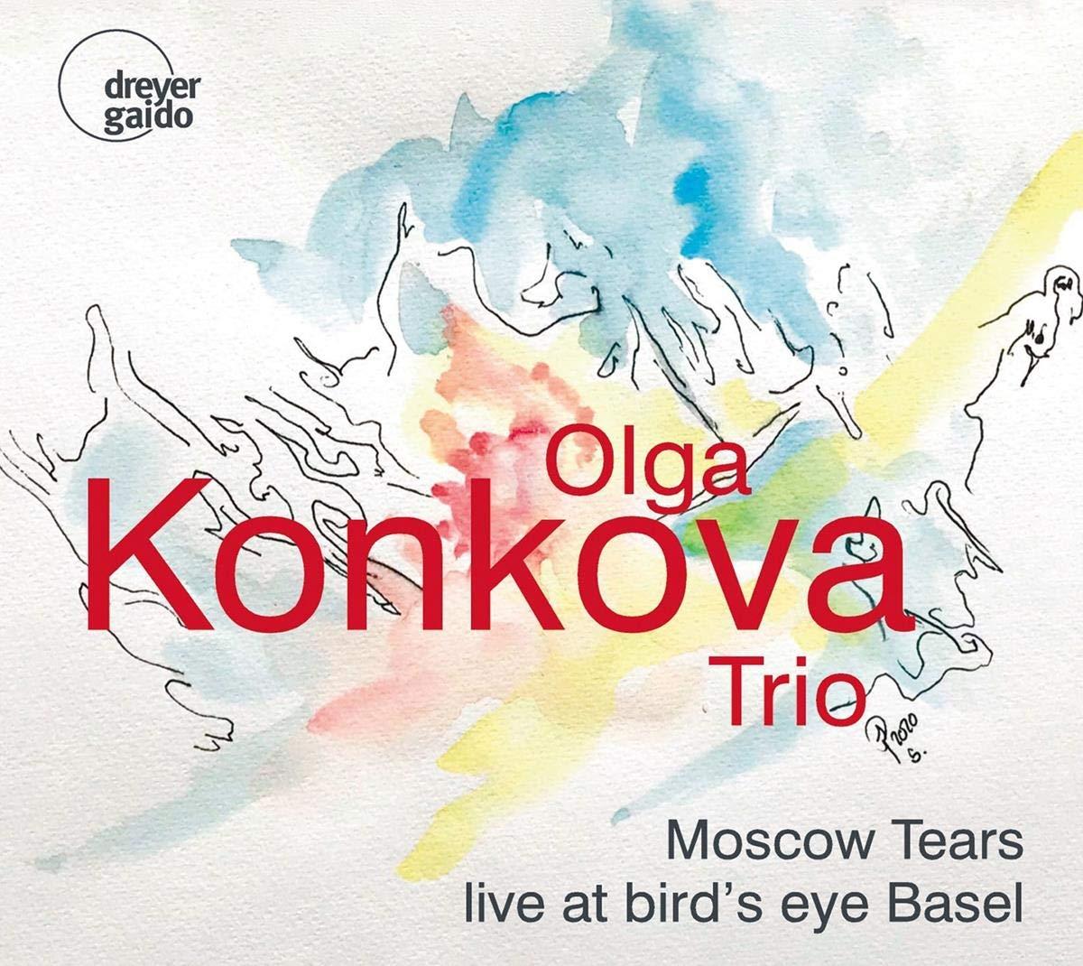 OLGA KONKOVA - Moscow Tears - live at bird's eye Basel cover