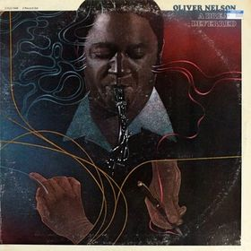 OLIVER NELSON - A Dream Deferred cover