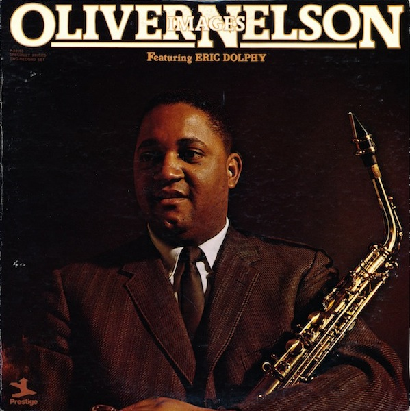 OLIVER NELSON - Images (Featuring Eric Dolphy) cover
