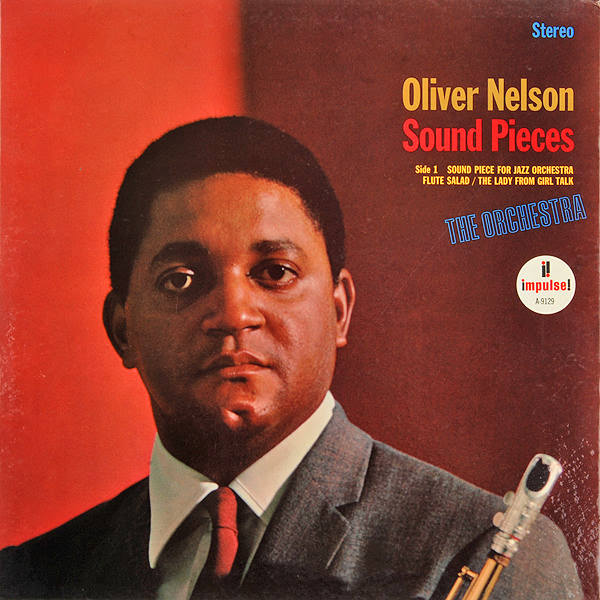 OLIVER NELSON - Sound Pieces cover