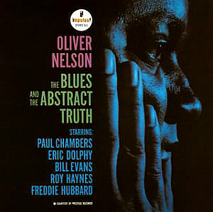 OLIVER NELSON - The Blues and the Abstract Truth cover