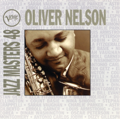 OLIVER NELSON - Verve Jazz Masters 48 cover