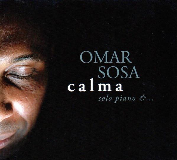 OMAR SOSA - Calma cover