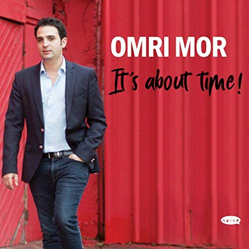 OMRI MOR - Its About Time! cover