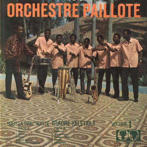 ORCHESTRA DE LA PAILLOTE - Volume 1 cover