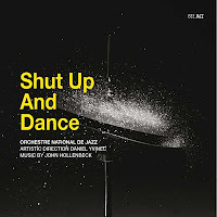 ORCHESTRE NATIONAL DE JAZZ - Shut Up and Dance cover