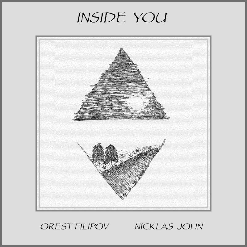 OREST FILIPOV - Orest Filipov & Nicklas John : Inside You cover