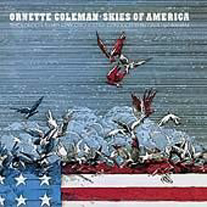 ORNETTE COLEMAN - Skies of America cover