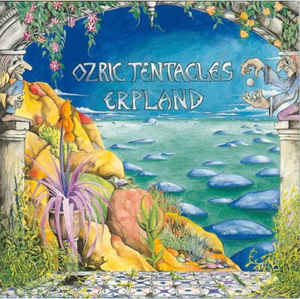 OZRIC TENTACLES - Erpland cover
