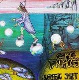 OZRIC TENTACLES - Jurassic Shift cover