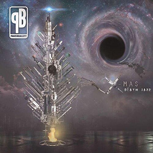 PANZERBALLETT - X-Mas Death Jazz cover