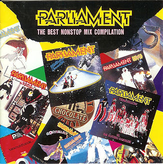 PARLIAMENT - The Best Nonstop Mix Compilation cover