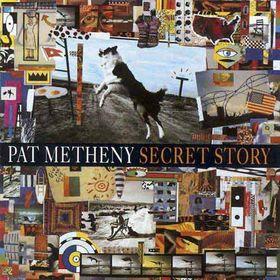 PAT METHENY - Secret Story cover