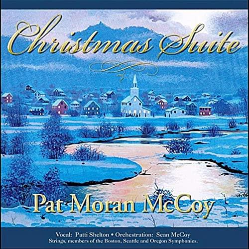 PAT MORAN MCCOY - A Christmas Suite cover