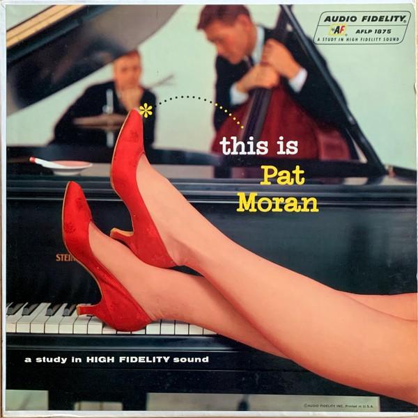 PAT MORAN MCCOY - Pat Moran Trio : This Is Pat Moran cover